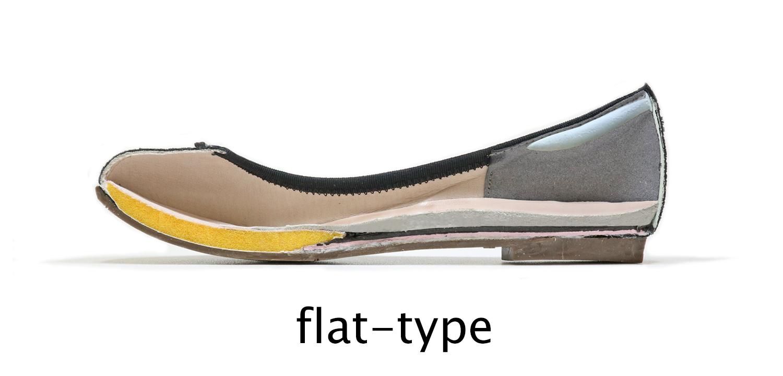 flat-type