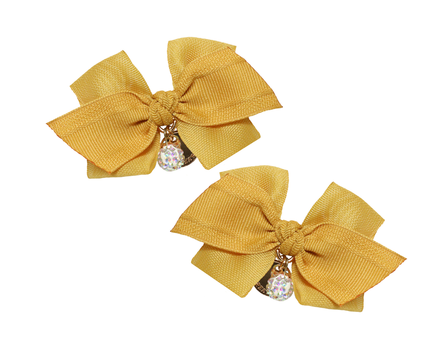 shoes accessory S-basic  ribbon YE