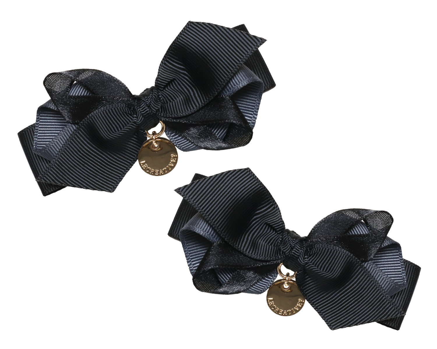 shoes accessory basic ribbon BL